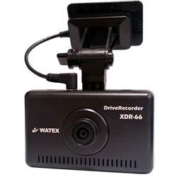 ワーテックス ドライブレコーダー 配線タイプ  XDR-66URG-B [Full HD(200万画素)] XDR66URGB