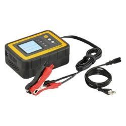 大橋産業 12V 12A バッテリー診断機能付 全自動バッテリー充電器 NO2703