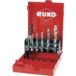 RUKO社 六角軸 タッピングドリル セット 270020 (1本6本) 270020