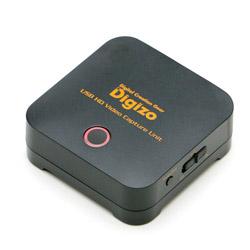 PRINCETON(プリンストン) PCA-GHDAV Digizo PCレス HDMIビデオキャプチャーユニット [USB2.0/最大1080p] PCAGHDAV