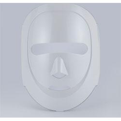 WIBE LEDマスク ECO FACE LIGHTING MASK [LED美顔器 /国内・海外対応][ウイニップ] ホワイト WEFAI01-1025E-W WEFAI011025E