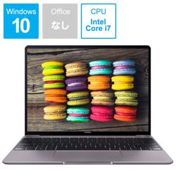 【初回限定】 HUAWEI(ファーウェイ) モバイルノートPC MateBook 13 WRT29CH78CNCNNUA [Core i7・13.0インチ・SSD 512GB・メモリ 8GB] WRT29CH78CNCNNUA [振込], 河辺町 cfb2521f
