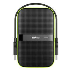 Silicon Power(シリコンパワー) SP050TBPHDA60S3K 外付けHDD ブラック [ポータブル型 /5TB] SP050TBPHDA60S3K