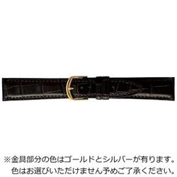 バンビ 紳士用クロコダイル[マット](ウェルダー) BWA019BP チョコ BWA019BP