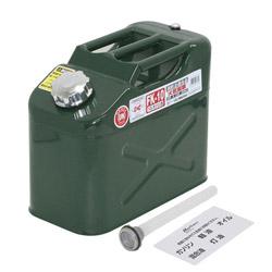 超激安特価 大自工業 ガソリン携行缶 縦型 10L 当店は最高な サービスを提供します UN規格 KHK認定マーク取得 FK10 FK-10 消防法適合品