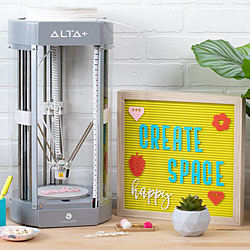 グラフテック SILHOUETTE-ALTA-PLUS 3Dプリンター シルエット アルタ プラス SILHOUETTEALTAPLUS