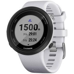 GARMIN(ガーミン) Swim 2 Whitestone 010-02247-41 [プールでの水中心拍モード: 60時間 / GPS モード: 12 時間 / スマートモード: 7 日間] 0100224741