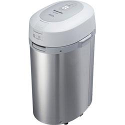 Panasonic(パナソニック) 生ごみ処理機 リサイクラー シルバー MS-N53XD-S [温風乾燥式] MSN53XD