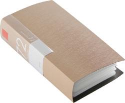 在庫限り BUFFALO バッファロー 超特価SALE開催 BSCD01F72BG CD ベージュ 振込不可 ブックタイプ DVDファイル 72枚収納 お気に入