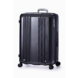 A.L.I スーツケース ハードキャリー 94L(112L) デカかるEdge ウェーブブラック ALI-008-28W [TSAロック搭載] ALI00828W