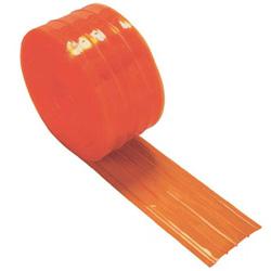 トラスコ中山 ストリップ型リブ付き間仕切りシート防虫オレンジ2X200X30M TSRBO22030 TSRBO22030