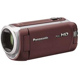 Panasonic(パナソニック) HC-W590M ビデオカメラ ブラウン [フルハイビジョン対応] HCW590MT