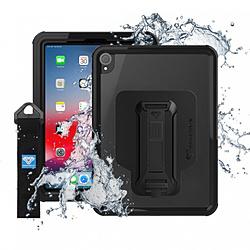 CASEPLAY iPad Pro 11インチ用 IP68 Waterproof Case With Hand Strap ブラック MXS-A9S MXSA9S