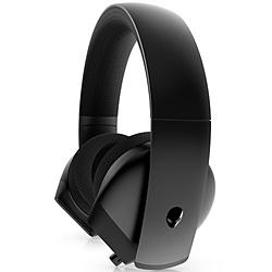 DELL 特価キャンペーン デル AW310H ゲーミングヘッドセット ALIENWARE ステレオ 両耳 ブラック 振込不可 φ3.5mmミニプラグ 信頼 ヘッドバンドタイプ