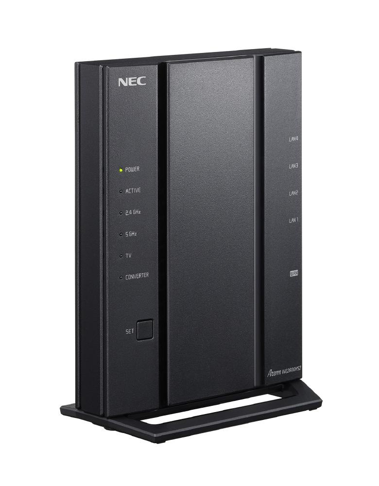 無線LANルーター Wi-Fiルーター NEC エヌイーシー Aterm WG2600HS2 新入荷 流行 PA-WG2600HS2 a g ac n 売買 b PAWG2600HS2