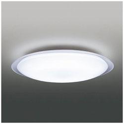 TOSHIBA(東芝) リモコン付LEDシーリングライト (~12畳) LEDH82718X-LC 調光・調色(マルチカラー) LEDH82718XLC [振込不可]