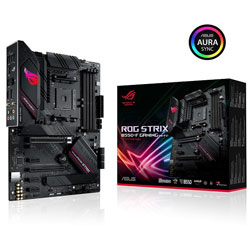 ASUS(エイスース) ゲーミングマザーボード ROG STRIX B550-F GAMING(WI-FI)  [ATX /AMD AM4] ROGSTRIXB550FGAMINGW
