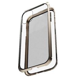 AREA iPhone 11 用 360 STRONG 2 ガラスパネル バンパーケース MSB2G11GD:ソフマップ店