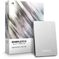 Native Instruments ネイティブインストゥルメンツ KOMPLETE 13 ULTIMATE Collectors メーカー在庫限り品 KOMPLETE13ULTIMATECO Edition 公式サイト アップグレード版 FOR K8-13 プラグインソフト