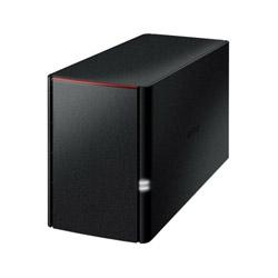 BUFFALO(バッファロー) NAS[12TB搭載 /2ベイ]TeraStation RAID機能対応 LS220DGシリーズ  LS220D1202G LS220D1202G
