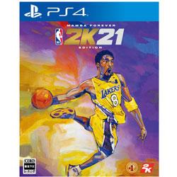Take-Two Interactive(テイクツー・インタラクティブ) NBA 2K21 マンバ フォーエバー エディション 【PS4ゲームソフト】