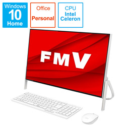 FUJITSU(富士通) ESPRIMO FH52/E1 FMVF52E1W FMVF52E1W