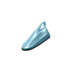 ビートソニック 格安店 FDX4H-B609 FM AMドルフィンアンテナ 保証 FDX4HB609 TYPE4 ホンダ純正カラーシリーズ サーフブルー
