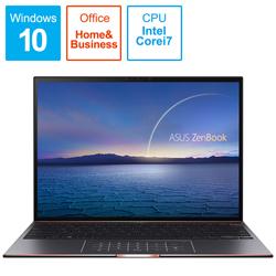 ASUS エイスース 新商品 新型 ノートパソコン ZenBook S UX393EA ジェードブラック UX393EA-HK001TS 2020年11月モデル Core SSD:1TB i7 UX393EAHK001TS 13.9型 intel 激安通販販売 メモリ:16GB