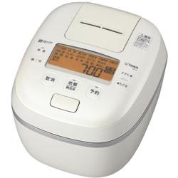 中古 待望 TIGER タイガー 至高 〔展示品〕炊飯器 オフホワイト 圧力IH 291-ud 5.5合 JPI-A100WO