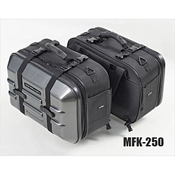 TANAX MFK-250 ツアーシェルケース2 カーボン MFK250