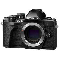 OLYMPUS(オリンパス) OM-D E-M10 Mark III ミラーレス一眼カメラ ブラック [ボディ単体]