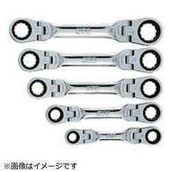 <title>京都機械工具 KTC 売れ筋ランキング ショートラチェットめがねレンチセット 両頭首振りタイプ 5本組 TMR1S05</title>