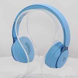 『4年保証』 Beats by Dr. Dre 〔展示品〕 Beats Solo Pro More Matte Collection MRJ92FE/A ライトブルー【291-ud】, ギフトショップようこそ屋 37753692