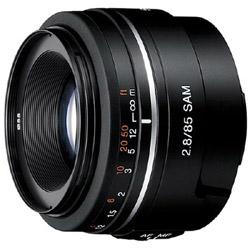 SONY(ソニー) 85mm F2.8 SAM SAL85F28 [ソニーAマウント] 中望遠レンズ SAL85F28