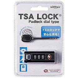 シフレ TSAロック 人気急上昇 爆買い送料無料 ブラック SIF7054