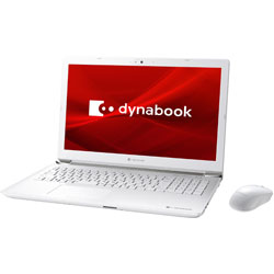 dynabook(ダイナブック) P1X7MPBW ノートパソコン dynabook X7 リュクスホワイト [15.6型 /intel Core i7 /HDD:1TB /SSD:256GB /メモリ:8GB /2020年春モデル] dynabook X7 リュクスホワイト P1X7MPBW P1X7MPBW