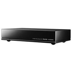IO DATA(アイオーデータ) AVHD-UTB2 外付HDD [USB3.0/2.0・2TB] 録画向け AVHD-UTBシリーズ(ブラック) AVHDUTB2