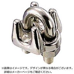 水本機械製作所 売り出し 水本 ステンレス 捧呈 ワイヤークリップ WC10 使用ロープ径10mm WC-10