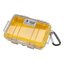 ペリカン 売却 お買得 小型防水ハードケース 1020HK イエロー 1020HKYLCR クリア