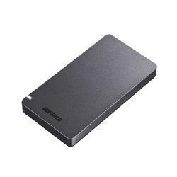 BUFFALO(バッファロー) SSD-PGM1.9U3-B USB3.1(Gen2) ポータブルSSD 1.9TB ブラック ブラック SSDPGM1.9U3B
