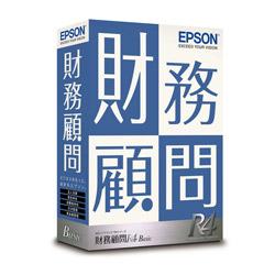 【高価値】 EPSON(エプソン) 財務顧問R4 Basic Ver.21.1 青色申告決算書対応版 [Windows用] KZB1V211, ふみや文具店 868669cd