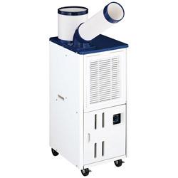 ハイアール 排気ダクト付きスポットエアコン JASPH25K
