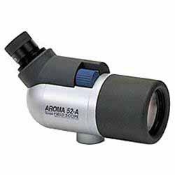Vixen フィールドスコープ(モバイルスコープ) アロマ52-A シルバーグレー(接眼レンズ付)