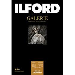 イルフォード イルフイルフォードギャラリーファインアート テクスチャードシルク 270g/m2(A3+ 25)ILFORD GALERIE FineArt Textured Silk 432605ォードギャラリーファインアート テクスチャードシルク 270g/m2(A3+ 25)ILFORD GALERIE FineArt Textured Silk 432605