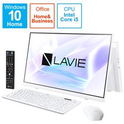 NEC(エヌイーシー) LAVIE Home All-in-one HA570/RAW PC-HA570RAW-2 PCHA570RAW2 [振込不可]