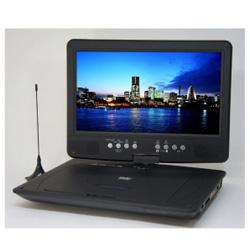 WIZZ 10.1型ポータブルDVDプレーヤー DV-PT1060 地上デジタル/ワンセグ対応 DVPT1060