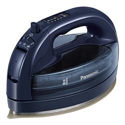 Panasonic パナソニック コードレススチームアイロン 結婚祝い CaRuru カルル ダークブルー NI-WL506-A ハンガーショット機能付き NIWL506A 安心と信頼
