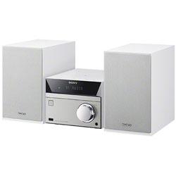 SONY ソニー ミニコンポ ウォークマン CD対応 CMTSBT40WC WC 定価の67%OFF 大放出セール CMT-SBT40 ホワイト ワイドFM対応