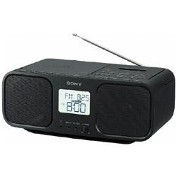 SONY(ソニー) CFD-S401 ラジカセ ブラック [ワイドFM対応 /CDラジカセ] CFDS401BC [振込不可]