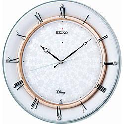 SEIKO 電波掛け時計 「ディズニーハイライン」 FS501W FS501W